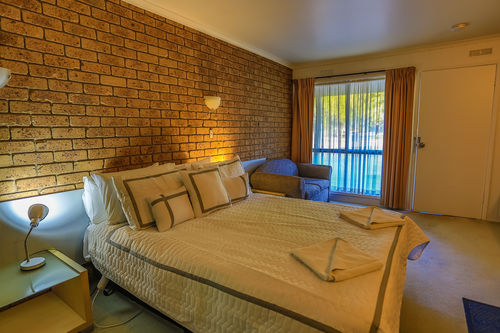 Queen Room | Queen Room | Queen Room | Mountain View Lodges | Halls Gap | Grampians National Park