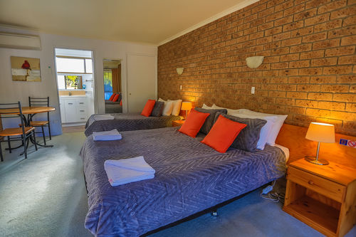 Twin Room | Twin Room | Twin Room | Mountain View Lodges | Halls Gap | Grampians National Park